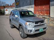 toyota 4runner Toyota 4Runner Limited Sport Utility 4-Door