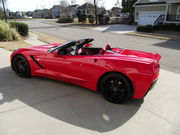 2014 Chevrolet Corvette C-7 STINGRAY CONVERTIBLE