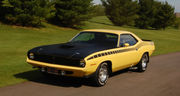 1970 Plymouth Barracuda AAR Cuda