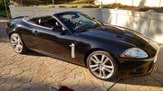 2007 Jaguar XK XKR 60777 miles
