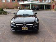 2012 Mercedes-Benz CLS-Class 2012 CLS 550-C