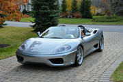 2002 Ferrari 360Spider Convertible 2-Door