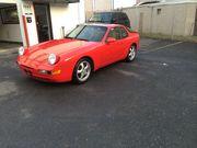 1994 Porsche 968 116507 miles