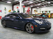 2010 Porsche Panamera Turbo Hatchback 4-Door