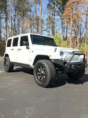 2014 Jeep Wrangler Sahara Unlimited