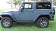 2014 Jeep Wrangler Rubicon Sport Utility 2-Door