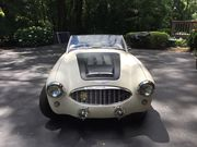 1959 Austin Healey 100-6 Louvered bonnet
